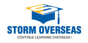 Storm Overseas Education Logo