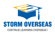 Storm Overseas pop-up Logo